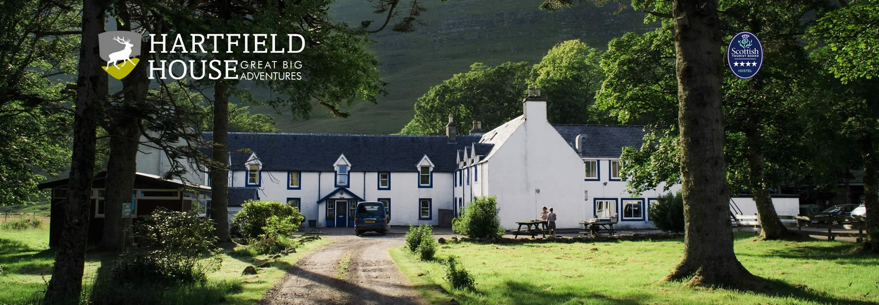 applecross hostel