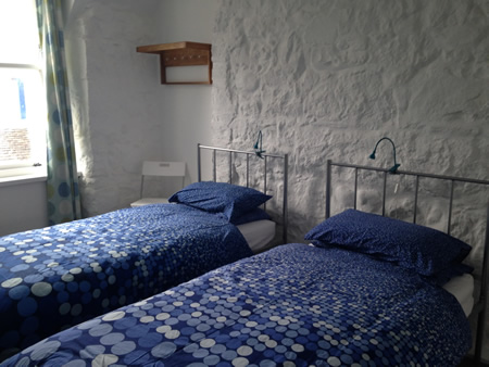hostel bedroom